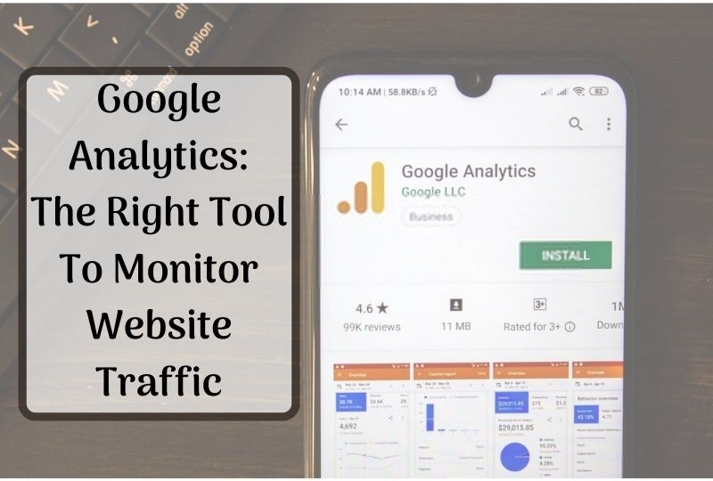 Google Analytics - The Right Tool To Monitor Website Traffic, Affordable Google Analytics Expert near me