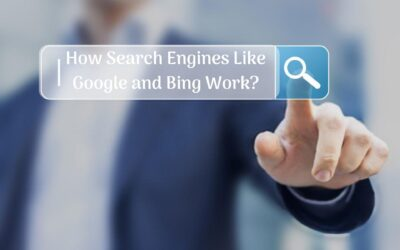 How Search Engines Like Google and Bing Work?